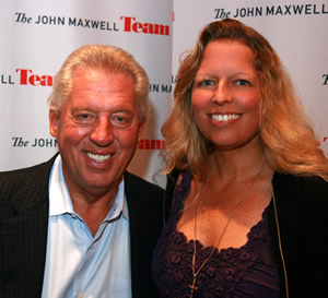 Gabrielle K. Gabrielli and John C. Maxwell August 2012 West Palm Beach FL